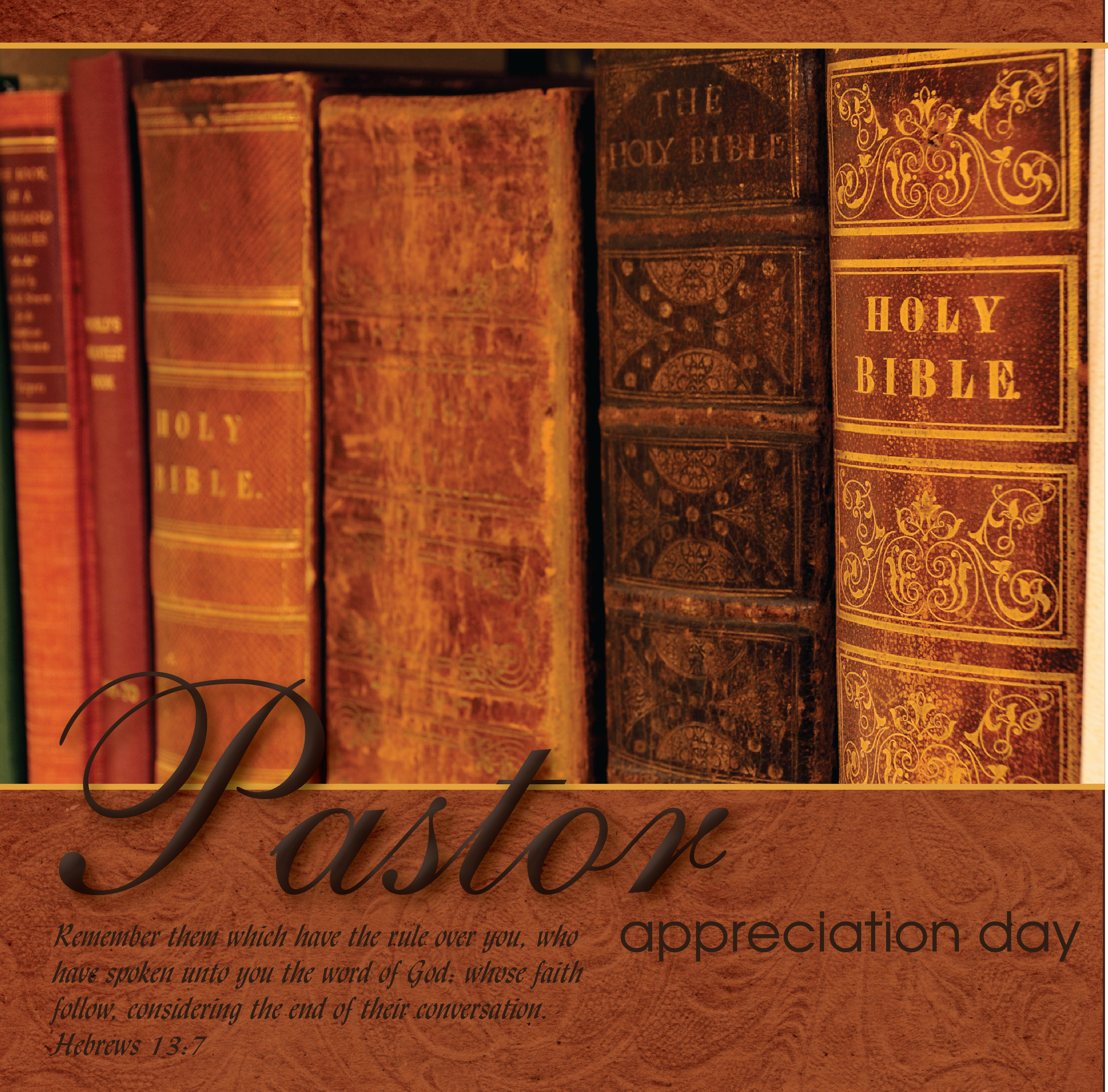 Pastor Appreciation Day | Bethel Life